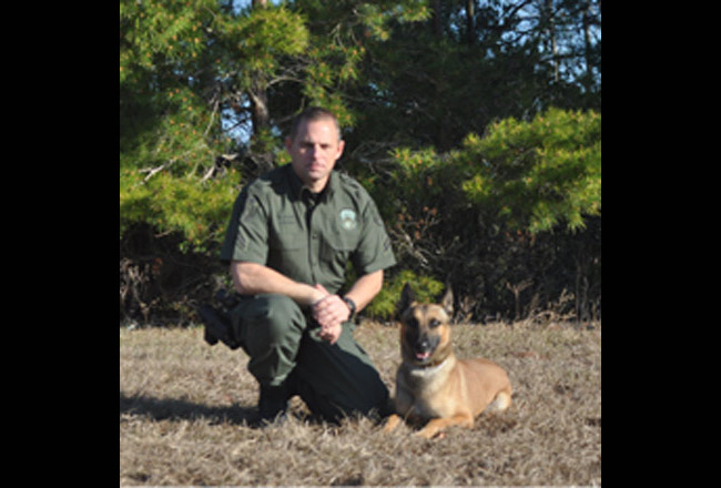 Jamie Roster had become a K-9 specialist and a member of the SWAT team in his 12-year tenure with the Sheriff's Office, before being demoted this year to road deputy.