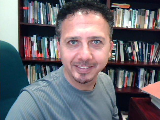 Jamil Khader, English professor at Stetson University