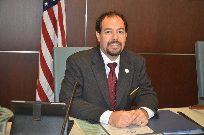 jason delorenzo flagler county commission election 2016