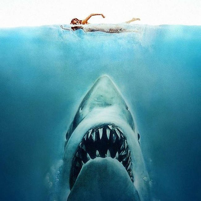 'Jaws,' the Steven Spielberg film, was released on this day in 1975. It became the highest-grossing film of all times, for two years anyway: 'Star Wars' exceeded it. 'Jaws' will be shown locally at Epic Theatre in Town Center on June 30.