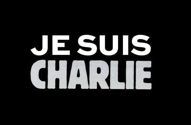 Nous sommes tous Charlie.