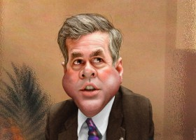 Jeb Bush may be setting his sights on 2016 or 2020. (DonkeyHotey)