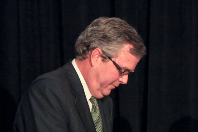 jeb bush presidential ambitions