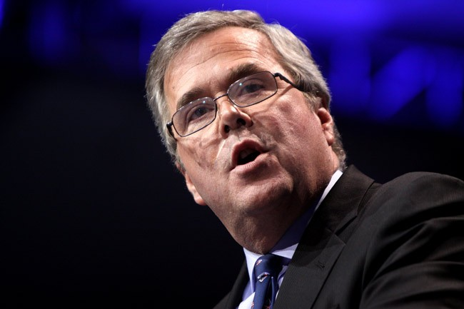 jeb bush announcing presidency 2016 miami