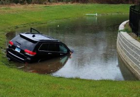 vehicle pond