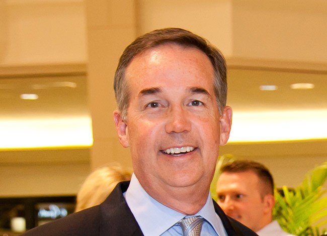 Florida Chief Financial Officer Jeff Atwater. (The Gardens Mall)