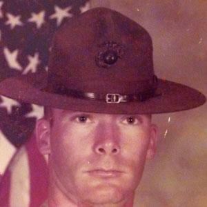 Jeffery Coffman had been a Marine.