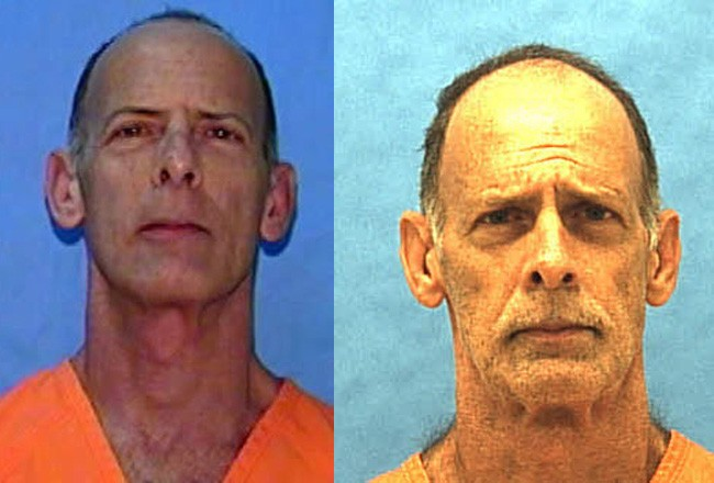 Jerry Correll has been on death row since 1986. He committed the quadruple murder in July 1985 in Orlando.