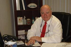 Flagler Chrysler General Manager Jim Russell