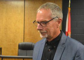 Superintendent Jim Tager. (© FlaglerLive)