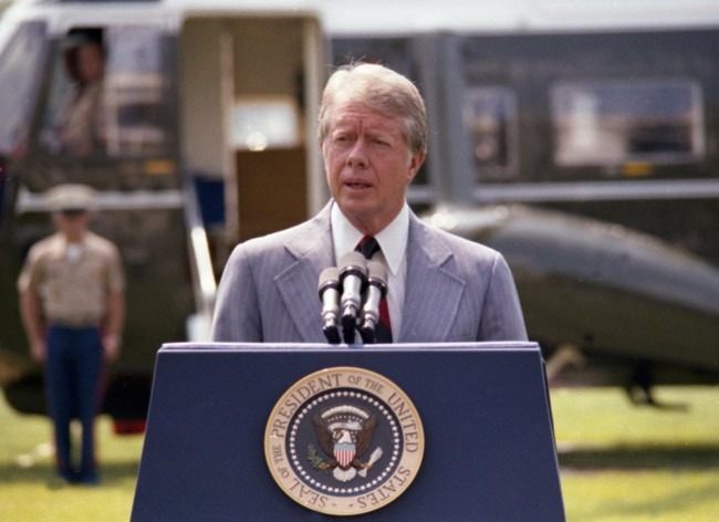jimmy carter iranian hostages deportations