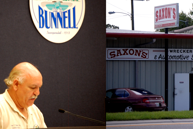 bunnell commissioner jimmy flynt