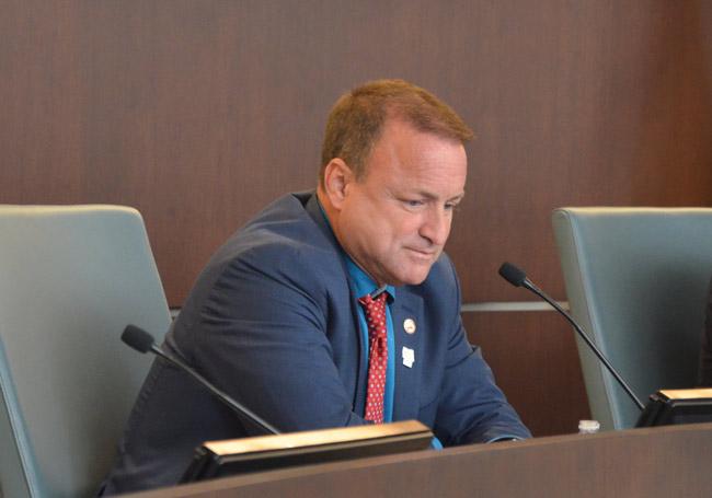 joe mullins flagler county commission candidate