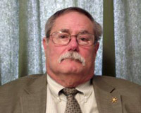 Douglas County Coroner Emergency Management Director Joe Victor.