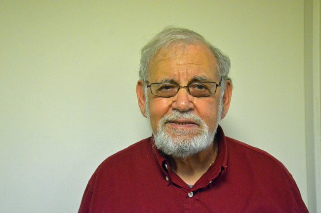 Joel Rosen is the only candidate among the seven running for Palm Coast City Council to have served on a government board before: he was a Flagler County School Board member for two years in the 1990s. (© FlaglerLive)