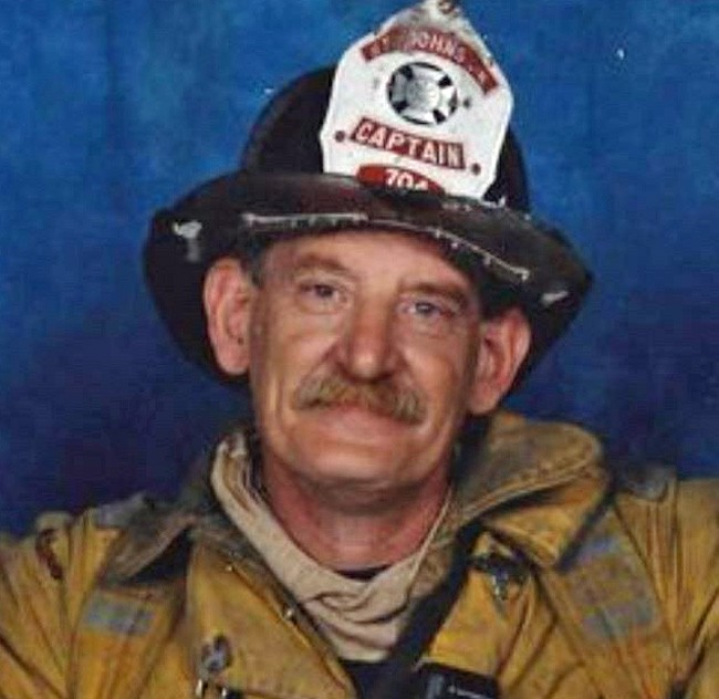 In the nation's eyes and in Florida's eyes, John Keppler Jor. died in the line of duty on March 21, 2002. But not in Flagler County's eyes, though he was in Flagler County's service.