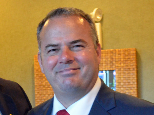 john lamb candidate flarler county sheriff 2016