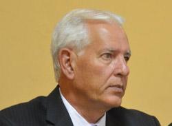 John pollinger (© FlaglerLive) flagler county sheriff candidate elections 2012