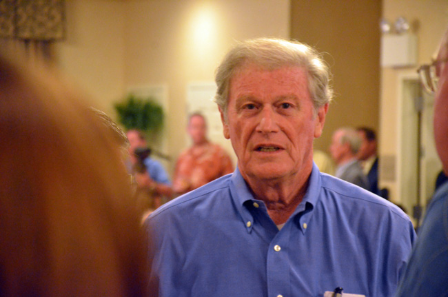 John Thrasher is in the final four at FSU. (© FlaglerLive)