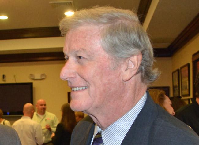 Sen. John Thrasher (c FlaglerLive)