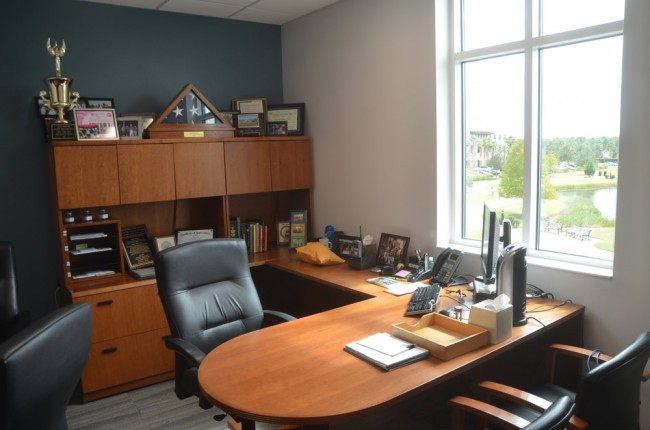 palm coast city hall mayor's office