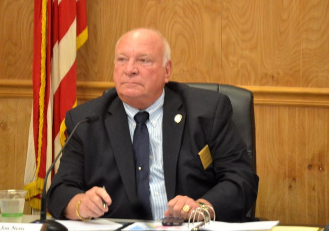 palm coast mayor jon netts reelection 2011