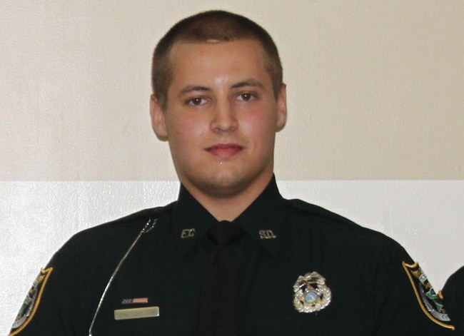The sheriff's office hired Jonathan Kuleski last August.
