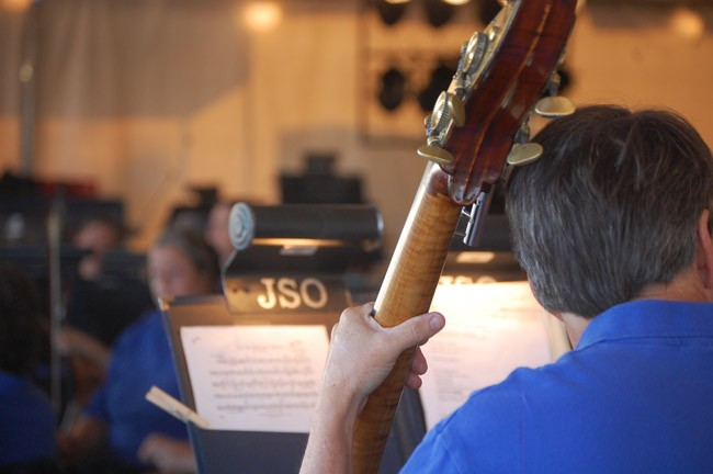 destination daytona,jacksonville symphony orchestra,palm coast arts foundation,picnic and pops,sam perkovich,
