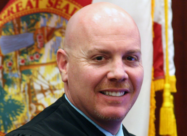 Circuit Court Judge Scott DuPont has been on the bench since 2010, dividing his time between Flagler and Putnam counties.