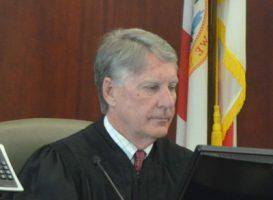 Circuit Judge Terence Perkins. (© FlaglerLive)
