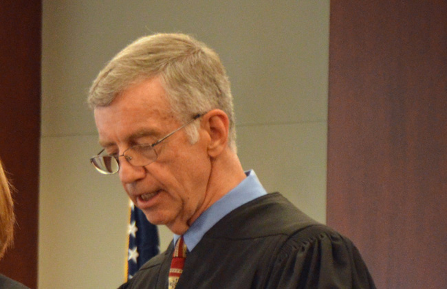 circuit judge j. david walsh