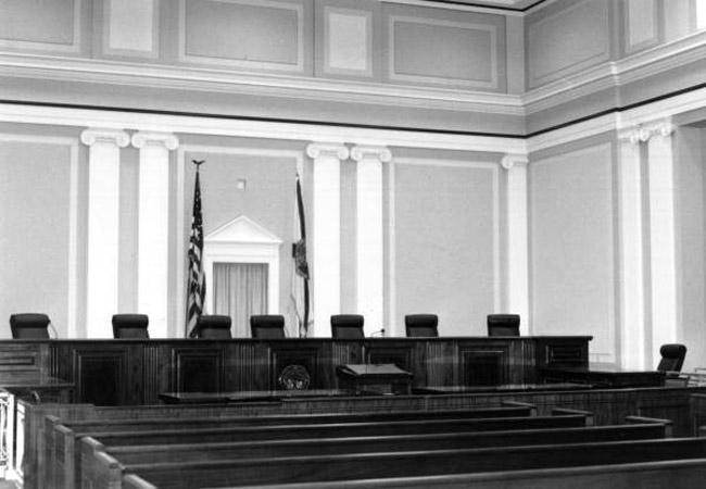 judicial term limits