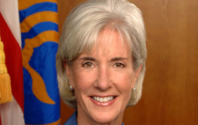Yours for the taking: Kathleen Sebelius says Florida can still get its $51 billion over 10 years if it expands Medicaid.