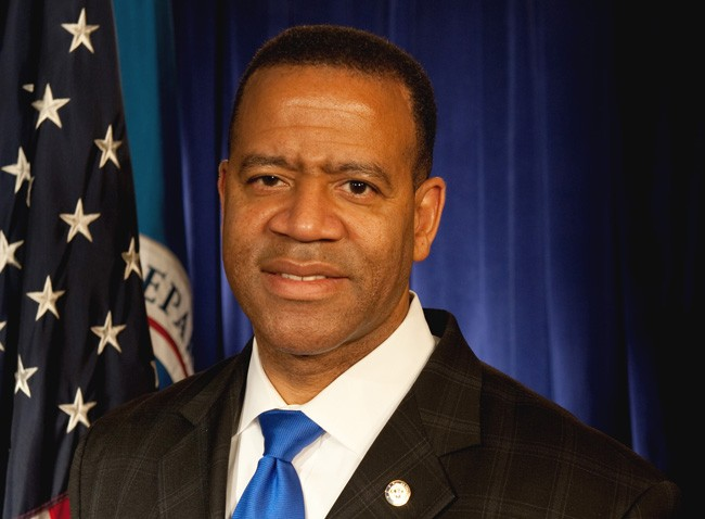 Kelvin Cochran, the former Atlanta fire chief.