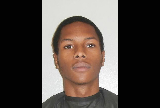 Kelvin Parks was one of four suspects arrested following a brief pursuit on Belle Terre and in Palm Coast's R-Section Tuesday. The other three are juveniles.