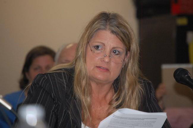 elections supervisor kimberle weeks indicted