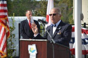 Hal Kushner, a Daytona Beach physician and former prisoner of war in Vietnam. (© FlaglerLive)