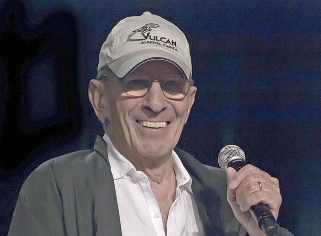 Leonard Nimoy in 2009. (Beth Madison)