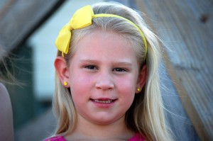 Lexi Wright - Little Miss Flagler County 2010 Contestant