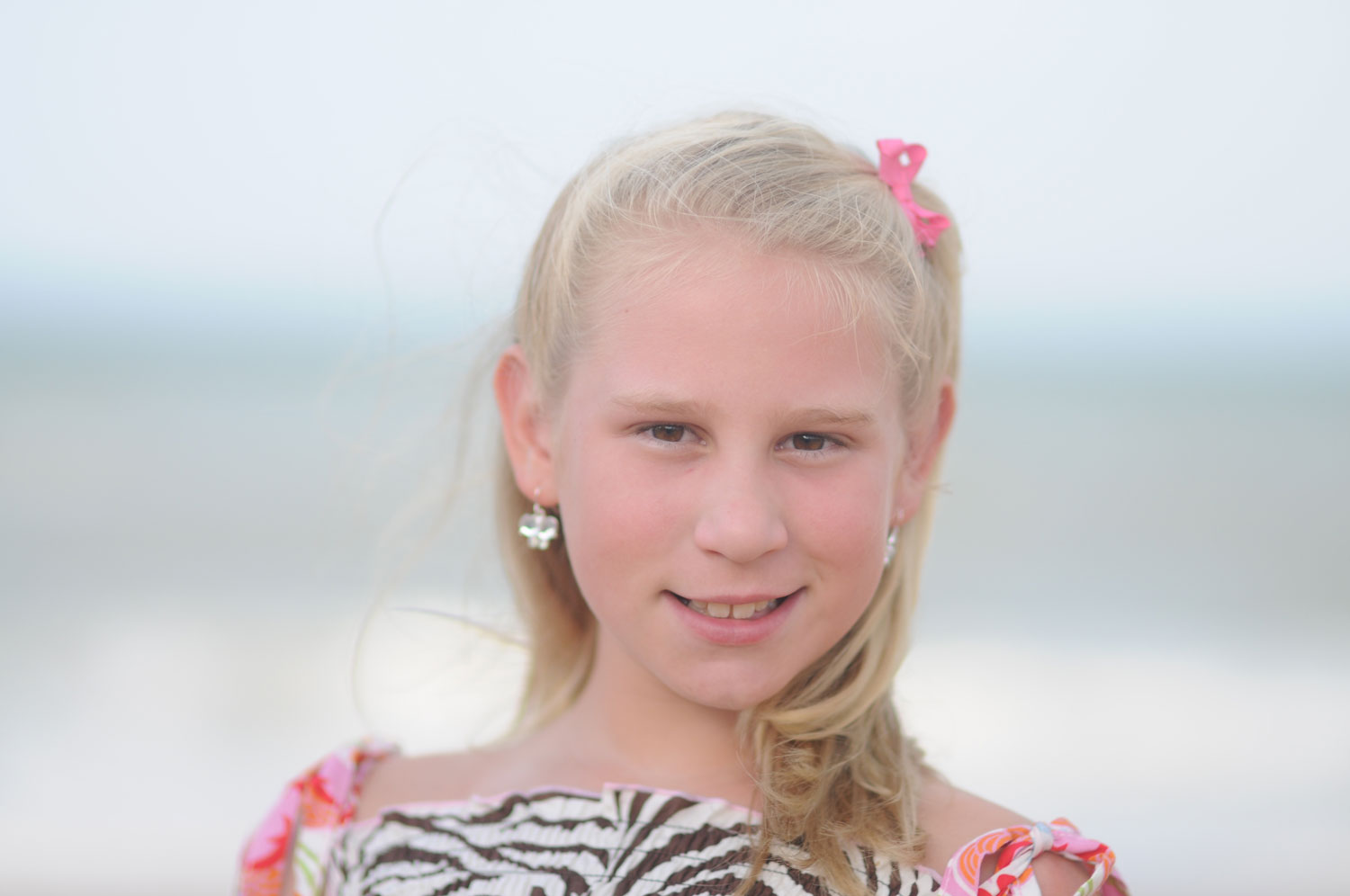 2013 Little Miss Flagler County Pageant Contestants Age 8