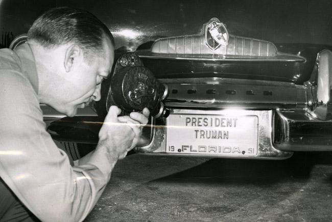license plates florida supreme court