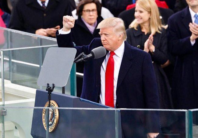 donald trump lie power
