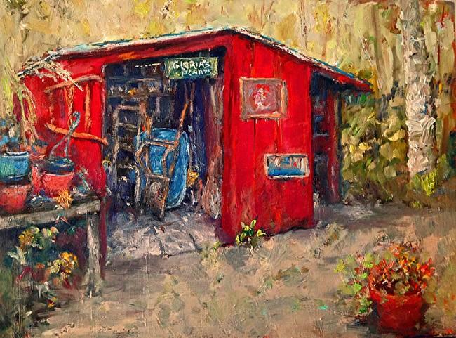 artist linda holmes