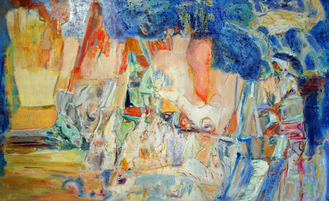 Linda Solomon's 'The Gathering.'