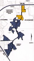 bunnell flagler central commerce park locator map