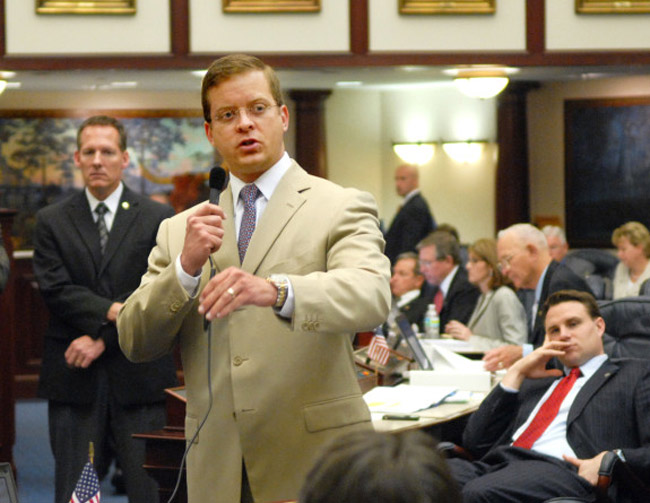 Carlos López-Cantera, the property appraiser in Miami-Dade County, represented South Florida in the Florida House from 2004 to 2012. (Myfloridahouse.gov)