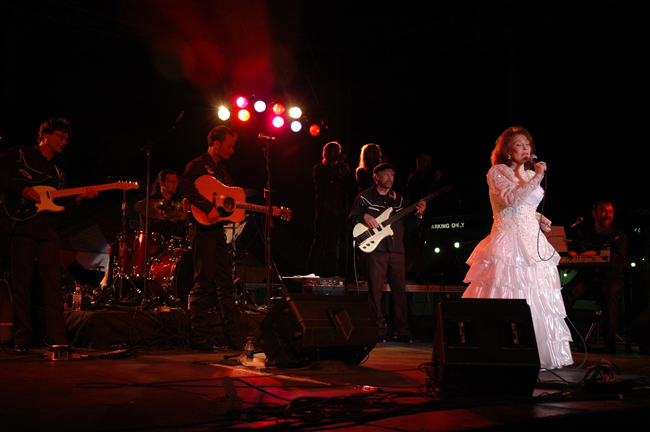 Loretta Lynn is 81 and still at it. (Scott Schram)