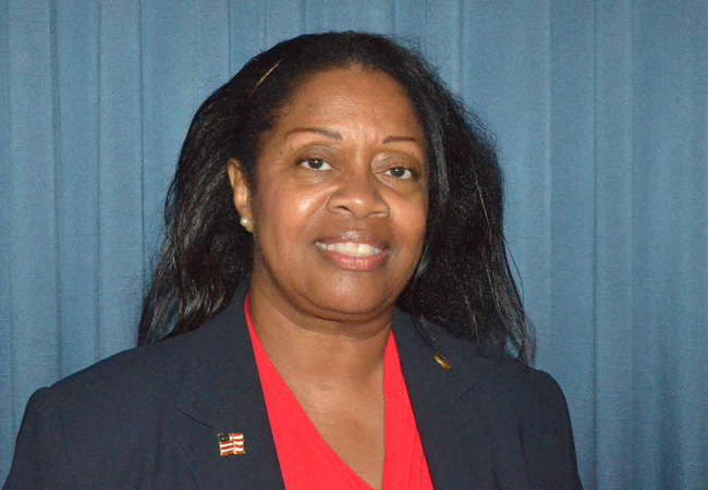 Lynnette Callender is a practicing attorney and former member of the Daytona State College board. (© FlaglerLive)