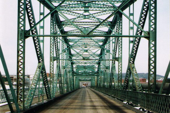 madawaska bridge maine bridge avenue