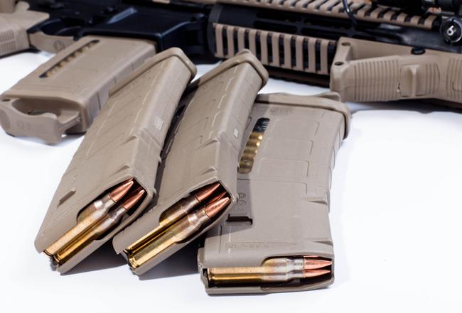 During the gun-safety debate in the Colorado Legislature, Magpul threatened to take its 200 jobs and flee Colorado if gun-safety laws were put in place. (Joe Cereghino)